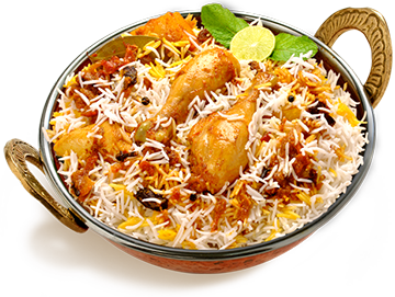 The best Indian Chicken Biryani in Rotterdam